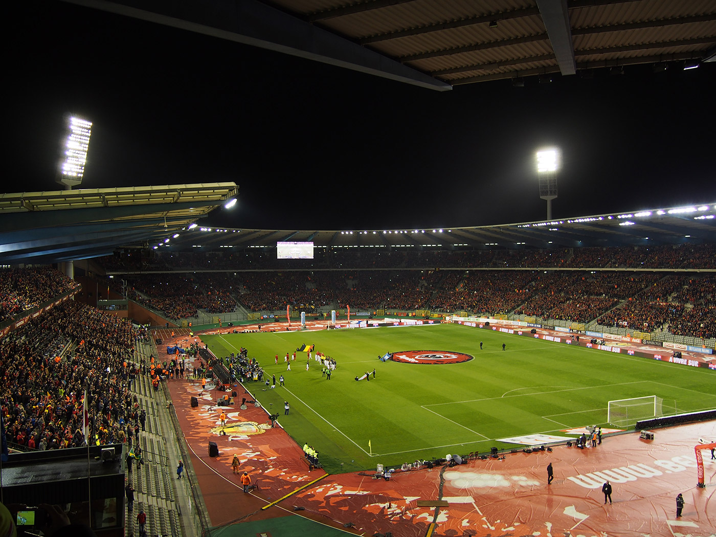 Koning boudewijnstadion