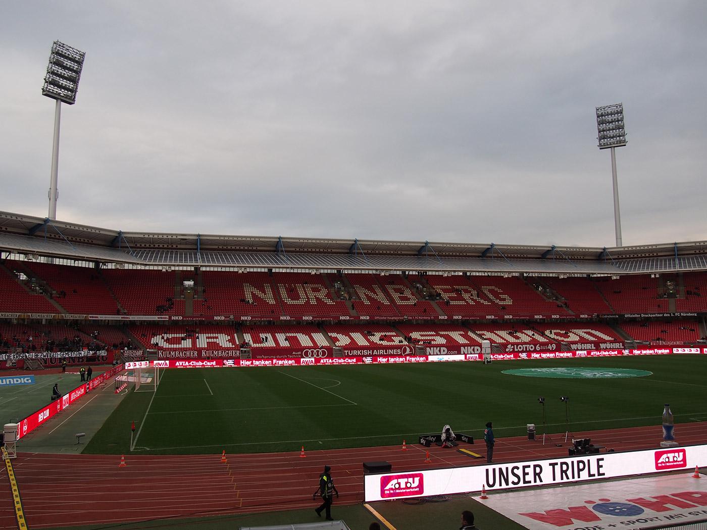 Franken Stadion