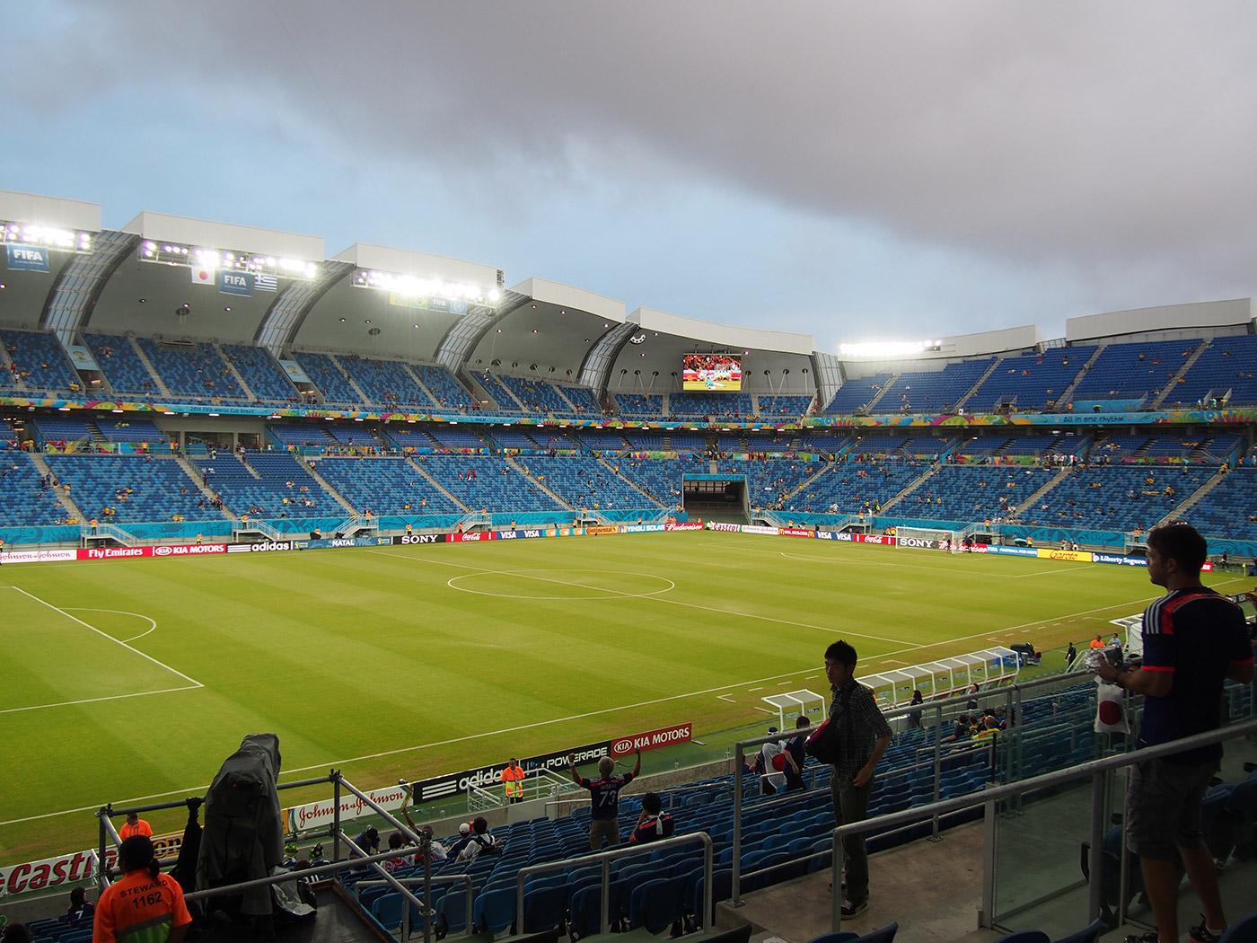 Estadio das DunasNatal