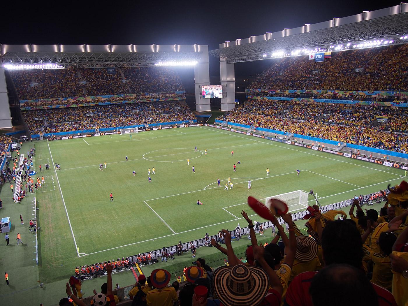 Arena Pantanal Cuiaba