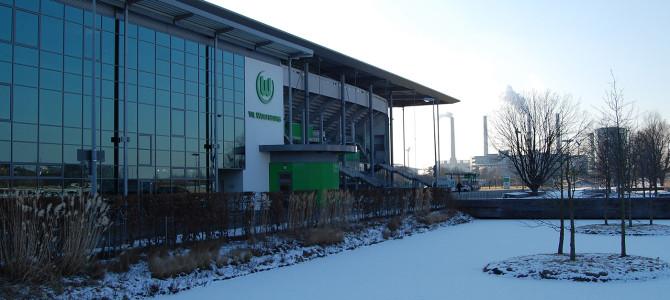[DE] Volkswagen Arena